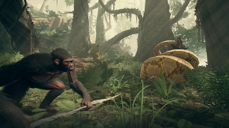 Imagen de Ancestors: The Humankind Odyssey