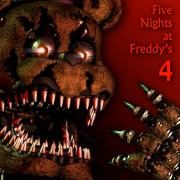 Carátula de Five Nights at Freddy's 4 - Xbox One