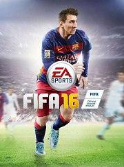 Carátula de FIFA 16 - Xbox 360