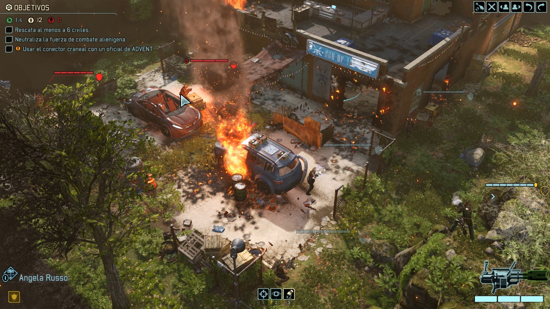 how to pass a turn in xcom2 on ps4