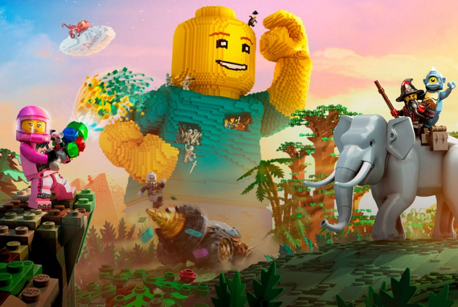 Nintendo Switch Suma Un Nuevo Juego De Lego Lego Worlds 3djuegos