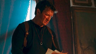 Nathan Fillion es Nathan Drake en un fan film de Uncharted