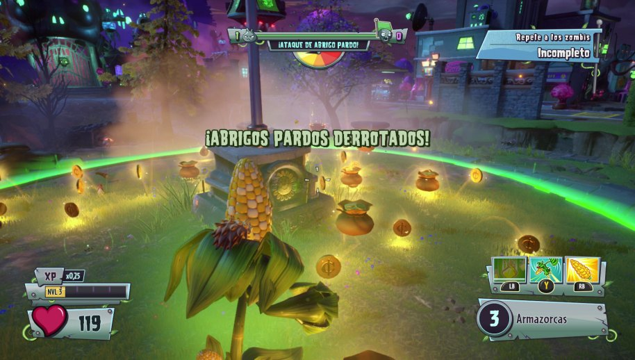 An lisis de plants vs zombies garden warfare 2 para ps4 3djuegos for Plants vs zombies garden warfare 2 ps4