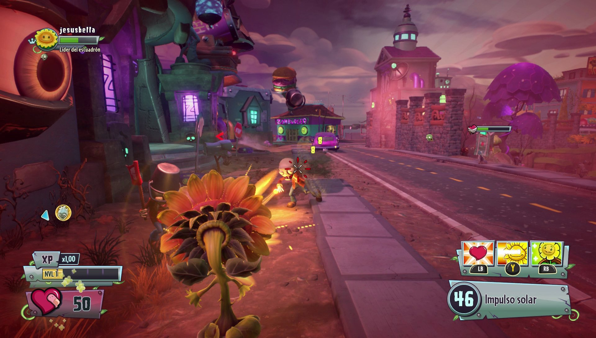 Im Genes De Plants Vs Zombies Garden Warfare 2 Para Ps4 3djuegos