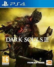 Carátula de Dark Souls III - PS4