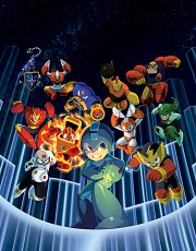 Carátula de Mega Man Legacy Collection - 3DS