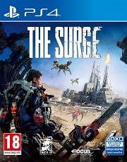Carátula de The Surge - PS4