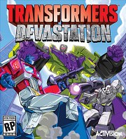 Carátula de Transformers Devastation - PC