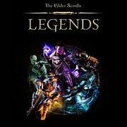 Carátula de The Elder Scrolls: Legends - PS4