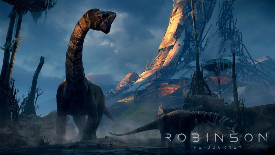 Robinson The Journey PS4