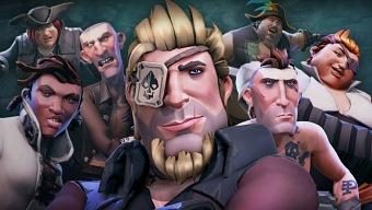 Sea of Thieves permitirá pronto alianzas con otras tripulaciones