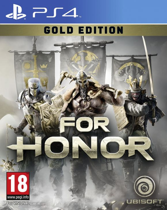 For Honor Para Ps4 3djuegos