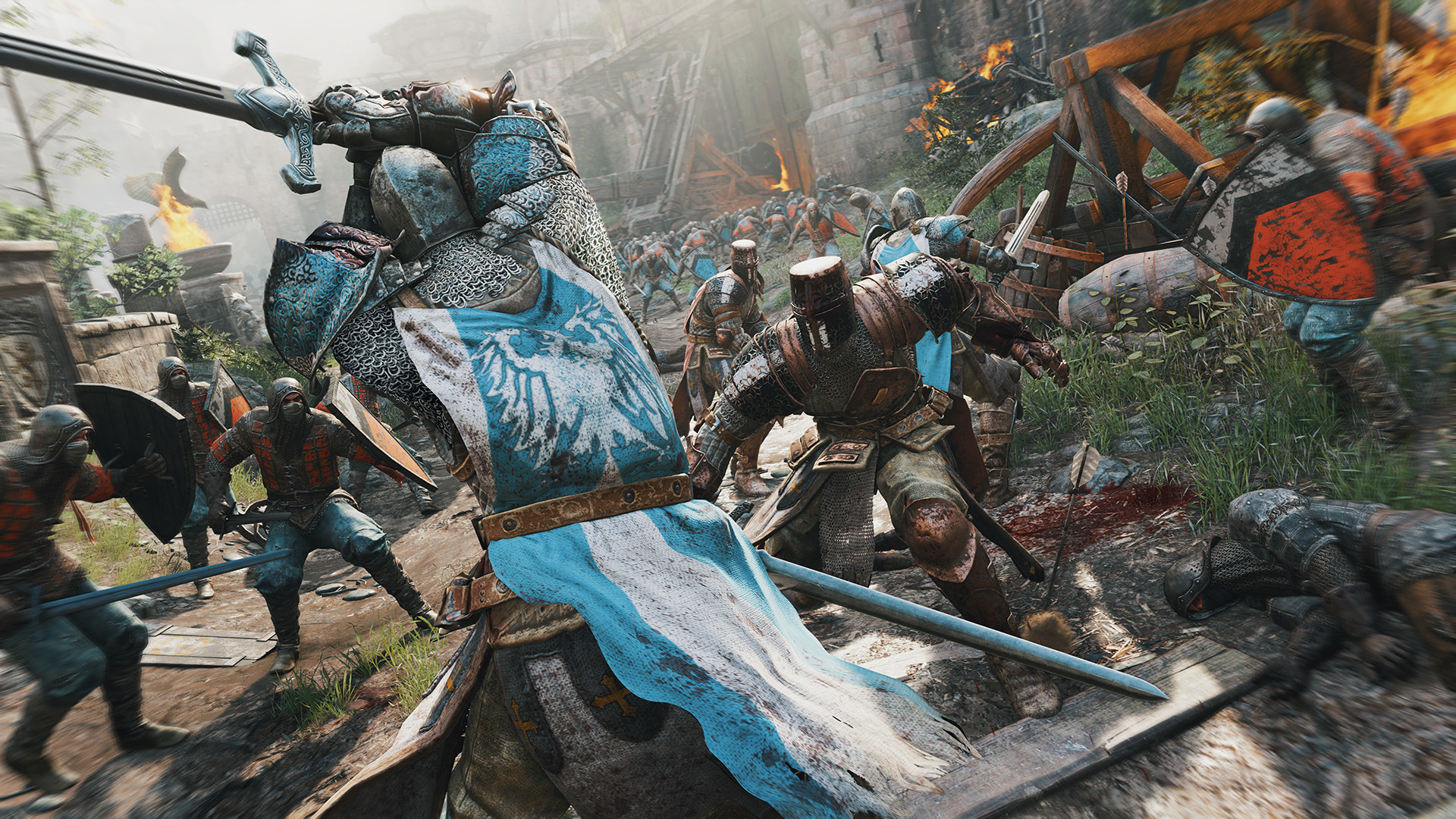 For Honor Hoy Desembarcan Los Servidores Dedicados En Ps4 Y Xone