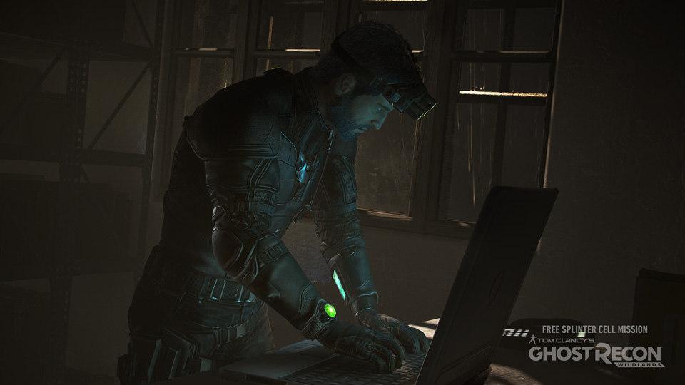 Ghost Recon Wildlands: Hoy llega la misión especial de Splinter Cell