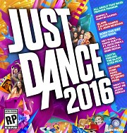 Carátula de Just Dance 2016 - Wii