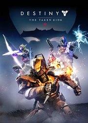 Carátula de Destiny - El Rey de los Poseídos - PS4