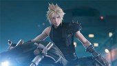 Vídeo de la figura de Cloud en moto de Final Fantasy VII Remake