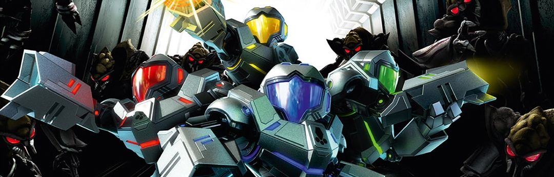 Análisis Metroid Prime Federation Force