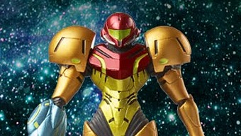 Video Metroid Prime: Federation Force, Amiibo