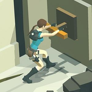 Lara Croft Go Análisis
