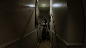 Video Allison Road, Prototype Gameplay