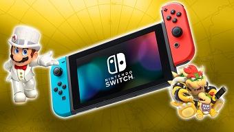 ¿Cuál será el éxito de Nintendo Switch?