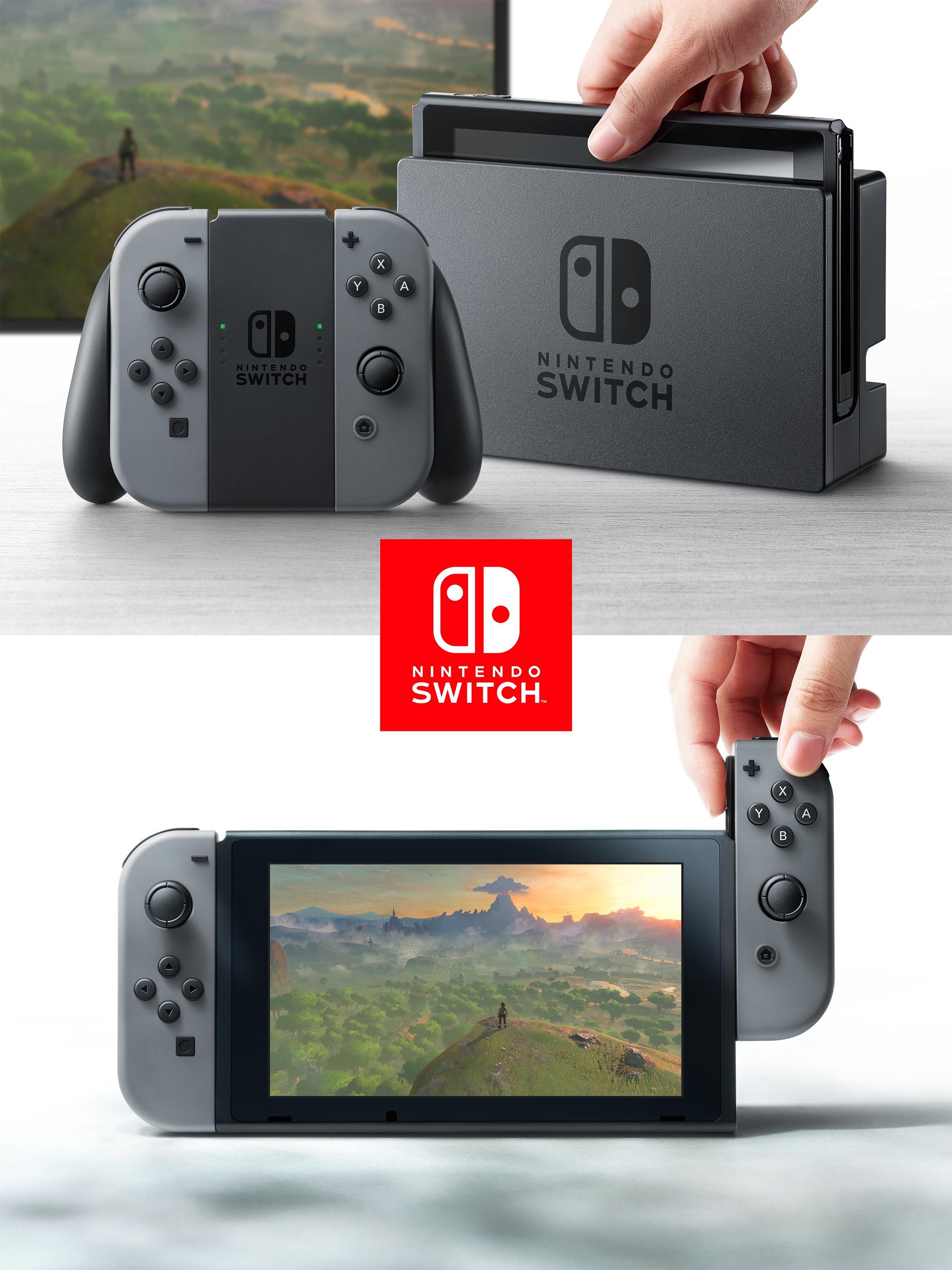 Los mandos Joy-Con y el nuevo Pro: los controles híbridos de NX, la nueva Nintendo Switch