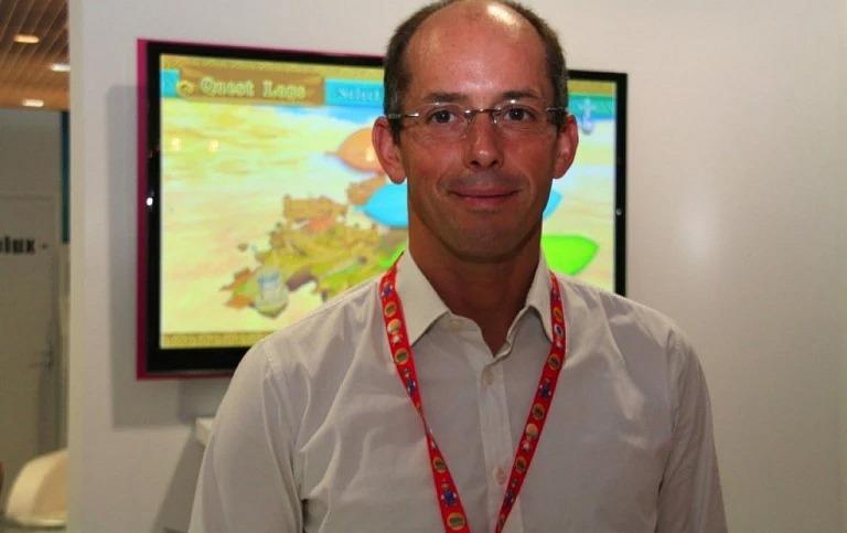 Stephan Bole - Presidente Nintendo Europa