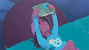 La app de cómics InkyPen estará disponible en Nintendo Switch
