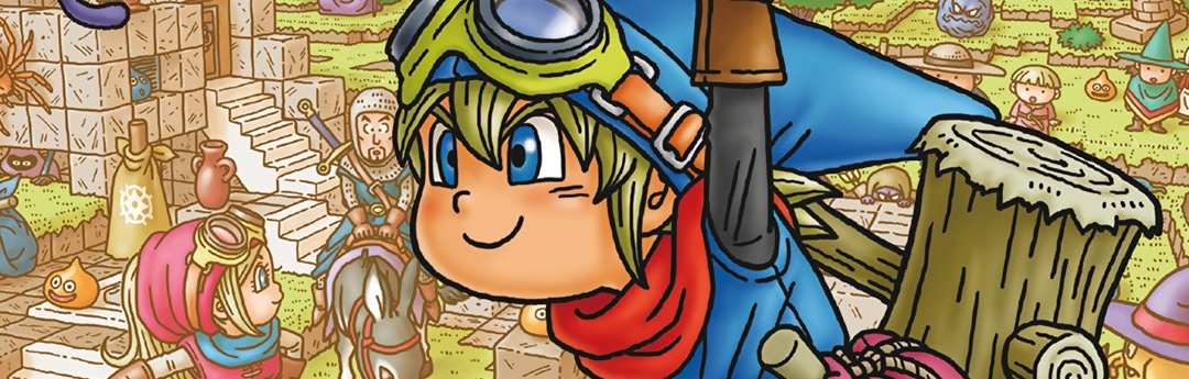 Análisis Dragon Quest Builders