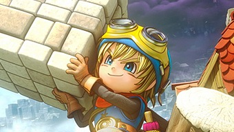 Dragon Quest Builders: El Minecraft de Square Enix