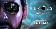 Carátula de Heroes Reborn: Enigma - iOS