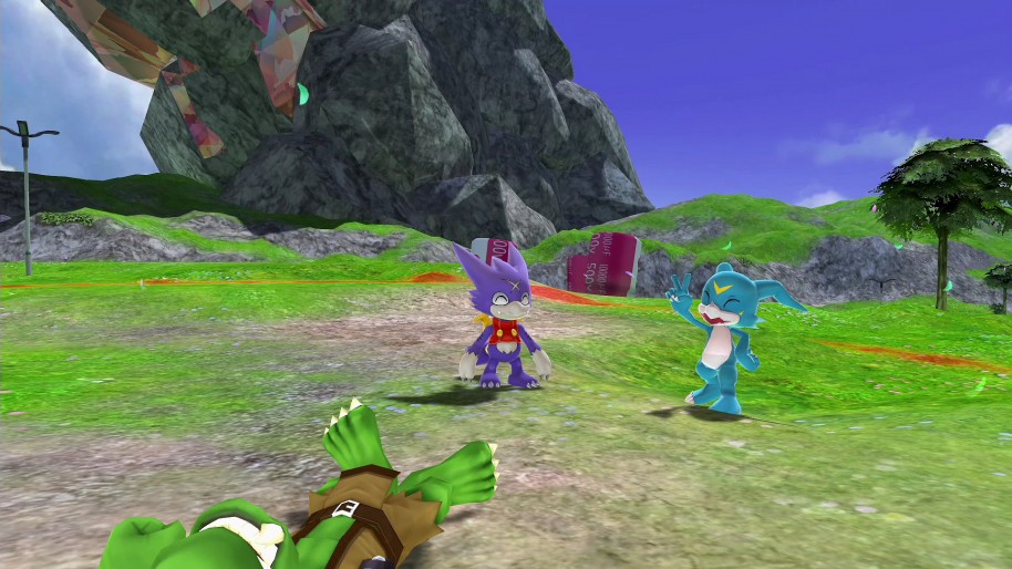 Digimon World Next Order: Criaturas digitales monstruosas