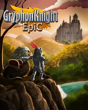 Carátula de Gryphon Knight Epic - Linux