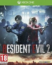 Carátula de Resident Evil 2 - Xbox One