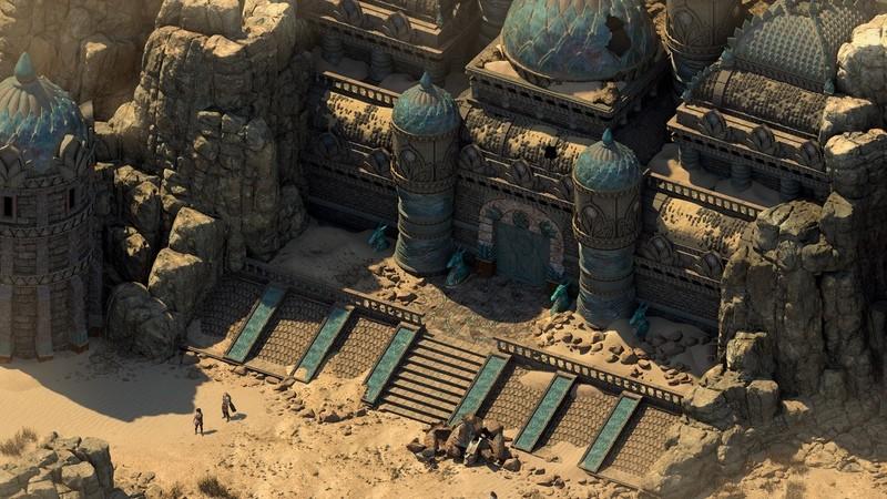 Pillars of Eternity II Deadfire: Pillars of Eternity II Deadfire: Avance