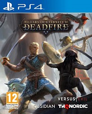 Carátula de Pillars of Eternity II: Deadfire - PS4
