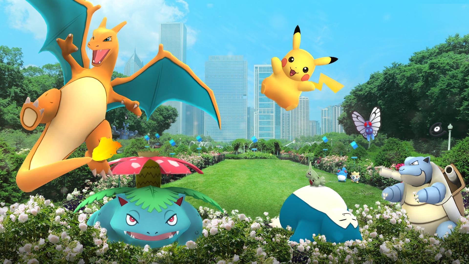 Encuentran material de la cuarta generación oculto en Pokémon GO ...