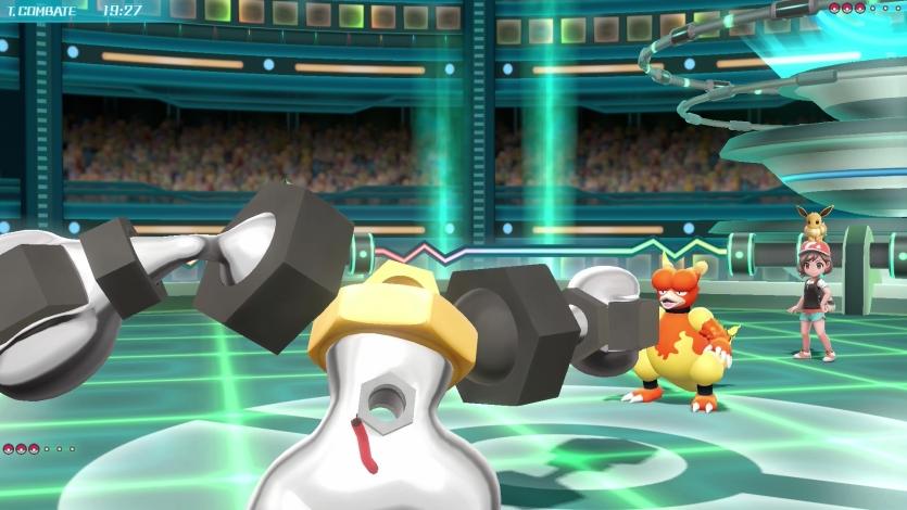 Anunciada la evolución del Pokémon Meltan: ¡Melmetal!