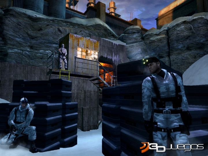 Splinter Cell Double Agent - An�lisis