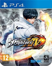 Carátula de The King of Fighters XIV - PS4
