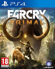 Carátula de Far Cry: Primal - PS4