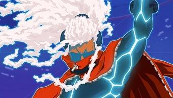 Furi estrenará en junio su edición en físico para PS4 y PC
