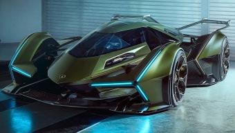Un nuevo Lamborghini llegará a Gran Turismo Sport