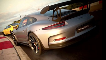 Video Gran Turismo Sport, GT Sport: Opening Tráiler