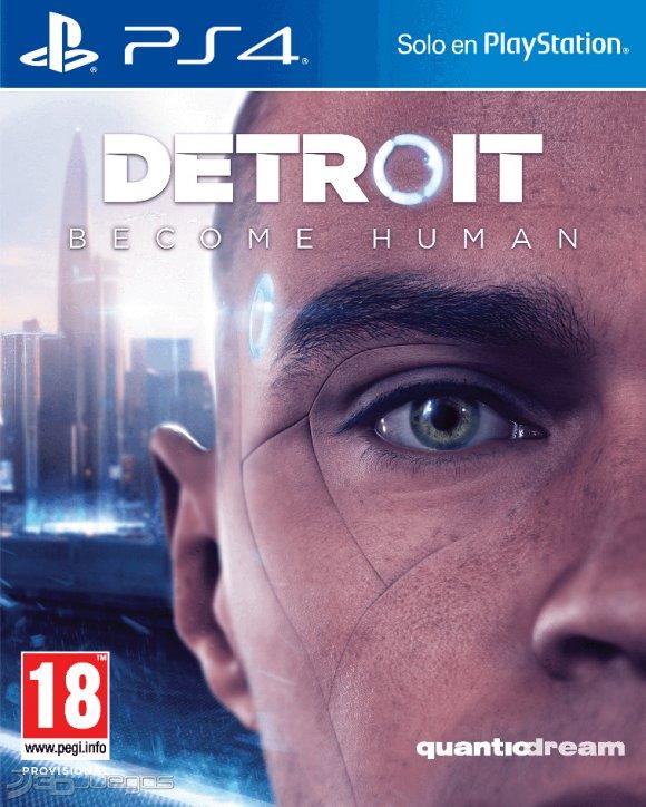 Resultado de imagen de Detroit Become Human videojuego