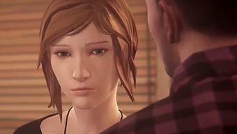 Video Life is Strange: Before the Storm, Demostración Gameplay: Chloe & David