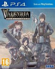 Carátula de Valkyria Chronicles Remaster - PS4