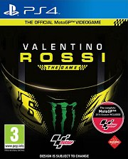 Carátula de Valentino Rossi: The Game - PS4