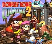 Carátula de Donkey Kong Country 2 - Wii